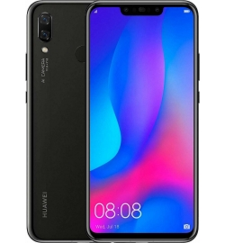 HUAWEI NOVA 3 128GB DUAL BLACK EU